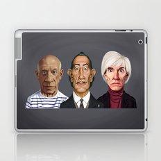 Great Artists Laptop & iPad Skin
