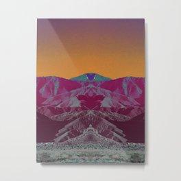 AR remix pt1 Metal Print