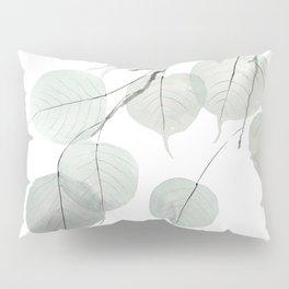 Small Leaved Lime Trees Tilia cordata leaf Pillow Sham