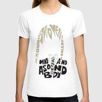 soul eater T-shirts featuring maka albarn soul eater by Rebecca McGoran