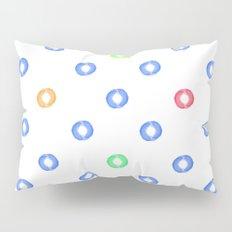 Watery Specks Pillow Sham