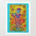 Shri Krishna by jessicabethsporn