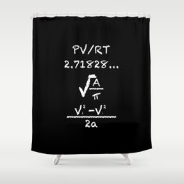 NERD Shower Curtain