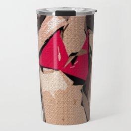 Cubism Series XXV Travel Mug