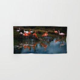 Flamingo Convention Hand & Bath Towel