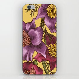 Floraldesign #005 iPhone Skin