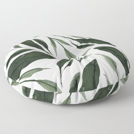 Leafy Vibes Floor Pillow