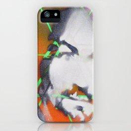 Charlie Manson iPhone Case