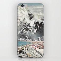magnetic winter iPhone & iPod Skin
