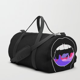 Desert breath ufo Duffle Bag