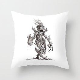 Treant Throw Pillow