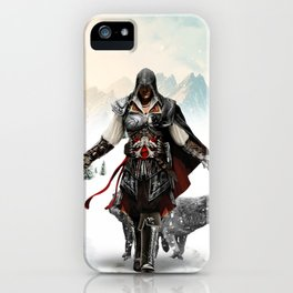 Assassin's Creed iPhone Case