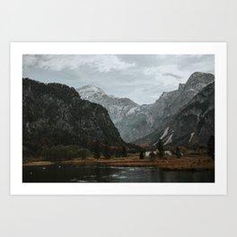 Almsee Art Print