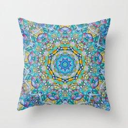 Deco Star Throw Pillow