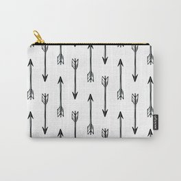 Shooting Arrows Carry-All Pouch