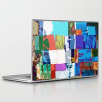 africa Laptop & iPad Skins featuring Africa by Fernando Vieira