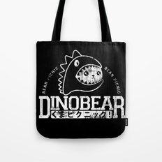 Vintage Dinobear Tote Bag