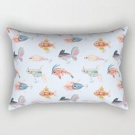 PokeLure Rectangular Pillow