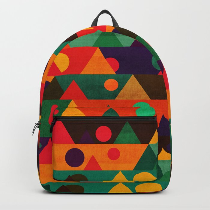 The moon phase Backpack