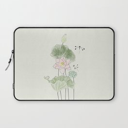 Pond of tranquility Laptop Sleeve
