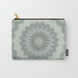 END OF SUMMER MANDALA Carry-All Pouch