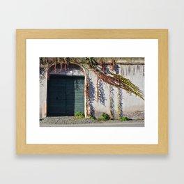 portals .:. buco di roma Framed Art Print
