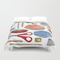 sewing Duvet Covers featuring Sewing by Jennifer Epstein