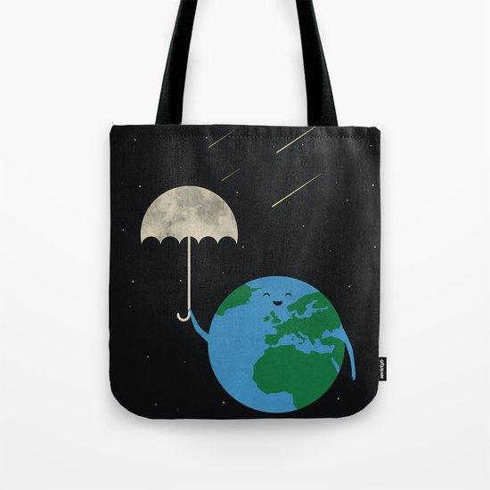 Moonbrella Tote Bag