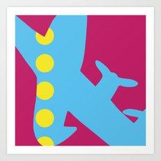 Aero I Art Print