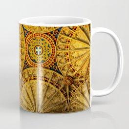 Looking to Heaven: A Fan Ceiling Coffee Mug