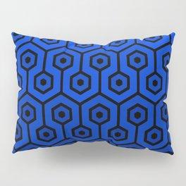 Geometric Design 1 (Blue) Pillow Sham