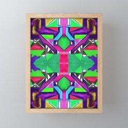二十三 (Èrshísān) Framed Mini Art Print