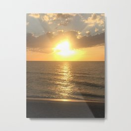 Captiva Sunset Metal Print