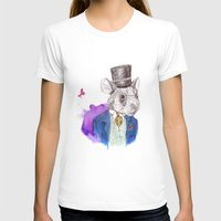 hamster T-shirts featuring hamster by Amit Shimoni