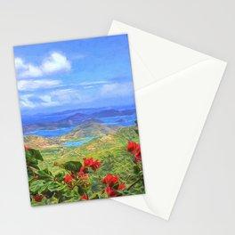 St. John Vista Stationery Cards