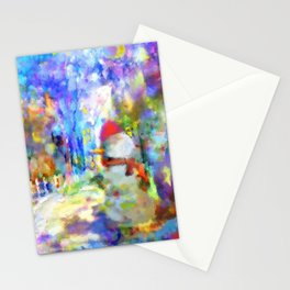 Be Happy in New 2016 Year ! Stationery Cards