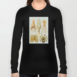 Ernst Haeckel's Gamochonia  Long Sleeve T-shirt