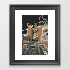 From Rome to Rio Framed Art Print