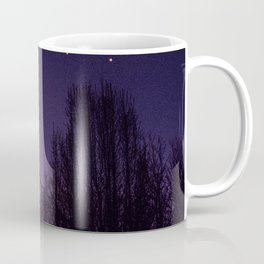 Further Skies Coffee Mug