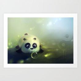 Dumpling Art Print