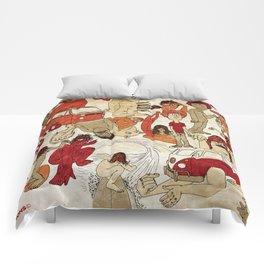 Go Longboard Vintage Comforters