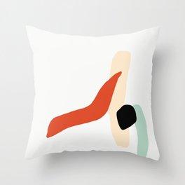 Matisse Shapes 6 Throw Pillow