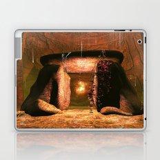 The mystical light ball Laptop & iPad Skin