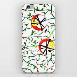 incessantly iPhone Skin