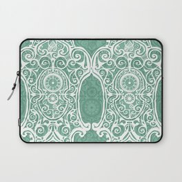 Arsenic and Clock Lace Laptop Sleeve