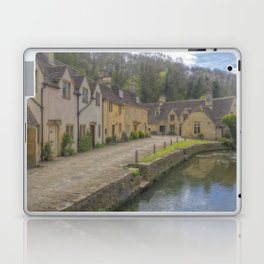 Castle Combe. Laptop & iPad Skin