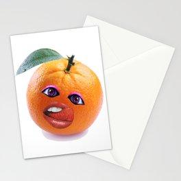 Orange youce Stationery Cards