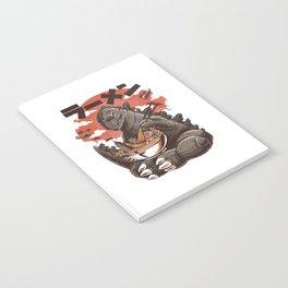 Kaiju's Ramen Notebook
