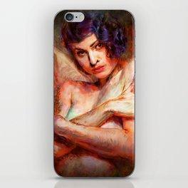 HEAVENLY ANGEL iPhone Skin