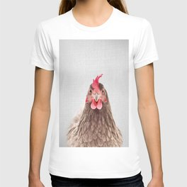 Chicken - Colorful T-shirt